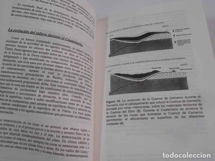 Libros de segunda mano: GUÍA GEOLÓGICA DE LOS VALLES DEL LEZA Y JUBERA. VARIOS AUTORES. TDKLT - Foto 2 - 83941696