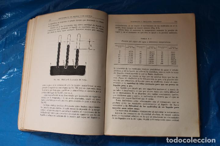 Libros de segunda mano de Ciencias: INICIACION A LA QUIMICA SUPERIOR, POR J.M. ESTEBAN y J.M. CAVANILLAS, EDI. ALHAMBRA 1ª ED 1963 - Foto 2 - 84116028