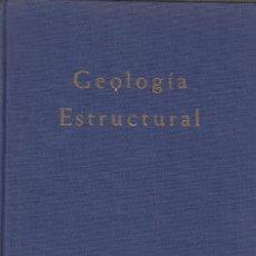 Libros de segunda mano: L.U. DE SITTER. GEOLOGÍA ESTRUCTURAL, BARCELONA. ED. OMEGA, 1962. Lote 84247064