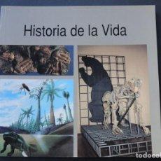 Libros de segunda mano: HISTORIA DE LA VIDA / CONSEJO SUPERIOR INVESTIGACIONES CIENTIFICAS 1991 / VV.AA. / PALEONTOLOGIA. Lote 230697115