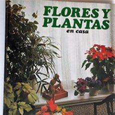 Libros de segunda mano: FLORES Y PLANTAS EN CASA DE VIOLET STEVENSON. EDITORIAL HMB, SA.. Lote 84697540