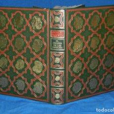 Libros de segunda mano: (MF) CHARLES DARWIN - EL ORIGEN DE LAS ESPECIES EDICION FACSIMILAR EDT AMIGOS CIRCULO DEL BIBLIOFILO. Lote 84700784