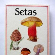Libros de segunda mano - Setas. Georges Becker. Ilustrado - 84943512