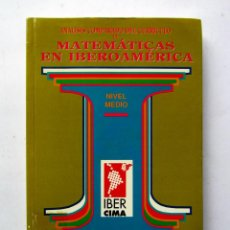Libros de segunda mano de Ciencias: ANÁLISIS COMPARADO DEL CURRÍCULO DE MATEMÁTICAS EN IBEROAMÉRICA. Lote 84943536