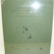 Libros de segunda mano: LA BOTÁNICA ILUSTRADA-ANTONIO JOSÉ CAVANILLES(1715-1804),JARDINES BOTÁNICOS Y EXPEDICIONES CIENTÍFIC. Lote 85327292