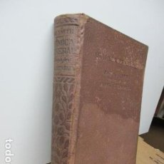 Libros de segunda mano de Ciencias: QUIMICA GENERAL POR PROFESOR SMITH & JAMES E. KENDALL . Lote 85366960