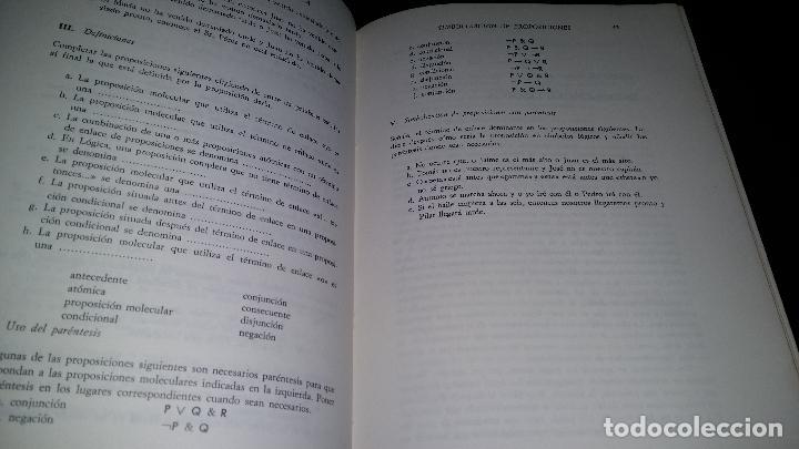 Libros de segunda mano de Ciencias: introduccion a la logica matematica / p. suppes s. hill - Foto 2 - 86024012