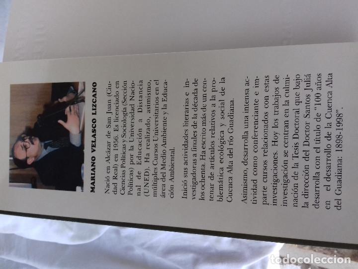 Libros de segunda mano: HABLEMOS DEL ACUIFERO 23-MARIANO VELASCO LIZCANO-CONSEJERIA OBRAS P. J.C.CASTILLA LA MANCHA 2001 - Foto 2 - 86544660