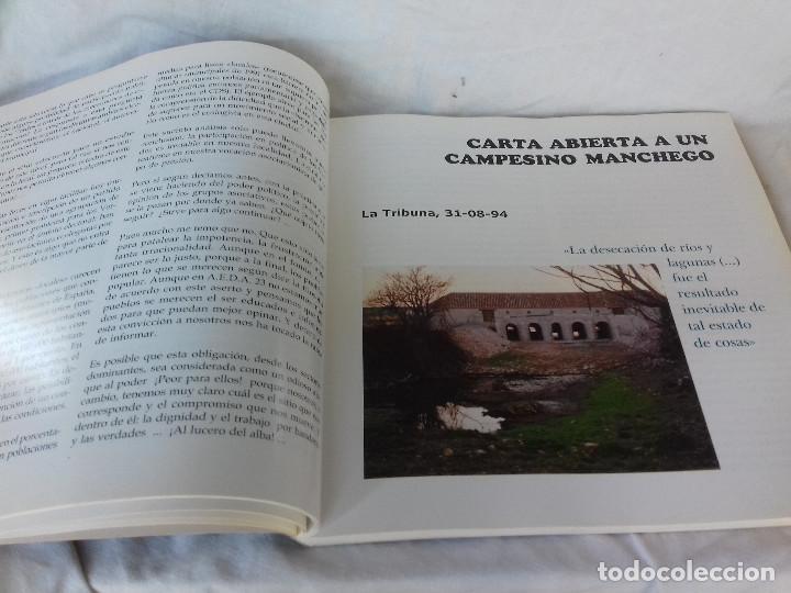 Libros de segunda mano: HABLEMOS DEL ACUIFERO 23-MARIANO VELASCO LIZCANO-CONSEJERIA OBRAS P. J.C.CASTILLA LA MANCHA 2001 - Foto 8 - 86544660