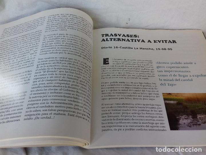 Libros de segunda mano: HABLEMOS DEL ACUIFERO 23-MARIANO VELASCO LIZCANO-CONSEJERIA OBRAS P. J.C.CASTILLA LA MANCHA 2001 - Foto 9 - 86544660