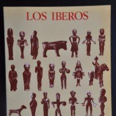 Libros de segunda mano: LOS IBEROS , EUROPALIA 85 ESPAÑA BRUXELLES , 1985. Lote 86915636
