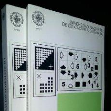 Libros de segunda mano de Ciencias: ANALISIS MATEMATICO 1 Y 2 / UNIVERSIDAD NACIONAL DE EDUCACION A DISTANCIA / JESUS FERNANDEZ NOVOA. Lote 87461676