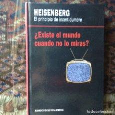 Libros de segunda mano de Ciencias - El principio de incertidumbre - 87754675