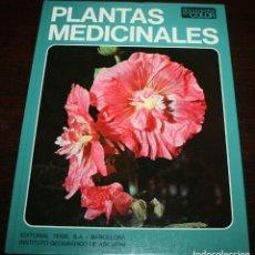 Libros de segunda mano - DOCUMENTAL EN COLOR - PLANTAS MEDICINALES - ED. TEIDE / INST. GEOGRAFICO DE AGOSTINI - 1972 - 88150284