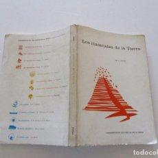 Libros de segunda mano: W. G. ERNST. LOS MATERIALES DE LA TIERRA. RMT81143. . Lote 88267192