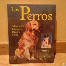 Libros de segunda mano: LOS PERROS ADQUISION,EDUCACION,HIGIENE,SALUD. Lote 88817642
