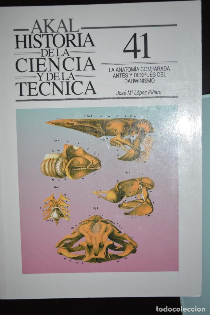 akal historia de la ciencia y de la tecnica 41. - Comprar Libros de ...