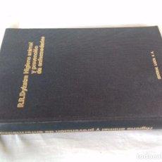 Libros de segunda mano: HIGIENE ANIMAL Y PREVENCIÓN DE ENFERMEDADES-R.R.DYKSTRA-ED LABOR-1970-VER FOTOS INDICE CONTENIDO. Lote 89004664