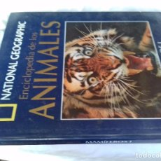 Libros de segunda mano: NATIONAL GEOGRAPHIC - ENCICLOPEDIA DE LOS ANIMALES - MAMIFEROS I. Lote 89018684