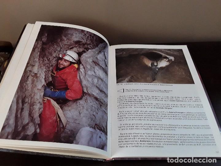 Libros de segunda mano: ESPEOLOGIA -LA AVENTURA DE ARAÑONERA: AL DESCUBRIMIENTO DEL PIRINEO SUBTERRANEO. - Foto 4 - 89434836