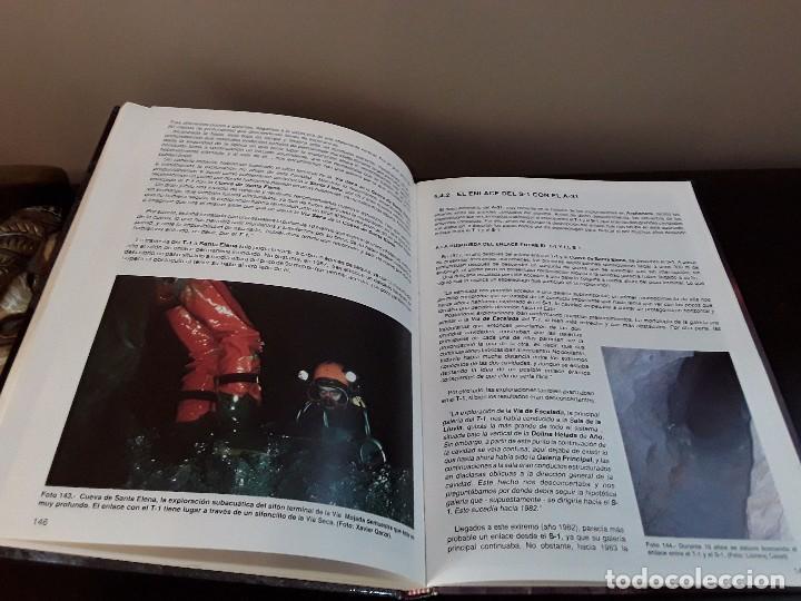 Libros de segunda mano: ESPEOLOGIA -LA AVENTURA DE ARAÑONERA: AL DESCUBRIMIENTO DEL PIRINEO SUBTERRANEO. - Foto 5 - 89434836