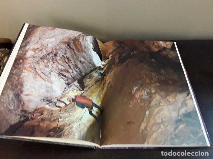 Libros de segunda mano: ESPEOLOGIA -LA AVENTURA DE ARAÑONERA: AL DESCUBRIMIENTO DEL PIRINEO SUBTERRANEO. - Foto 6 - 89434836