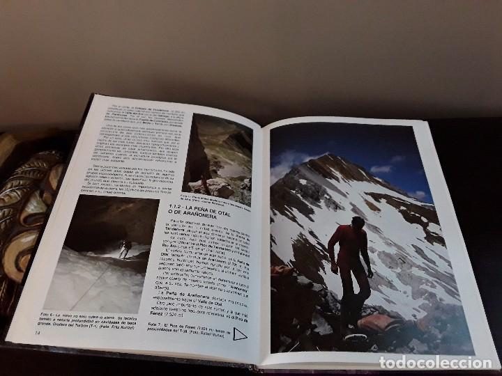 Libros de segunda mano: ESPEOLOGIA -LA AVENTURA DE ARAÑONERA: AL DESCUBRIMIENTO DEL PIRINEO SUBTERRANEO. - Foto 9 - 89434836