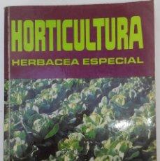 Livros em segunda mão: HORTICULTURA (HERBACEA ESPECIAL). Lote 89750984