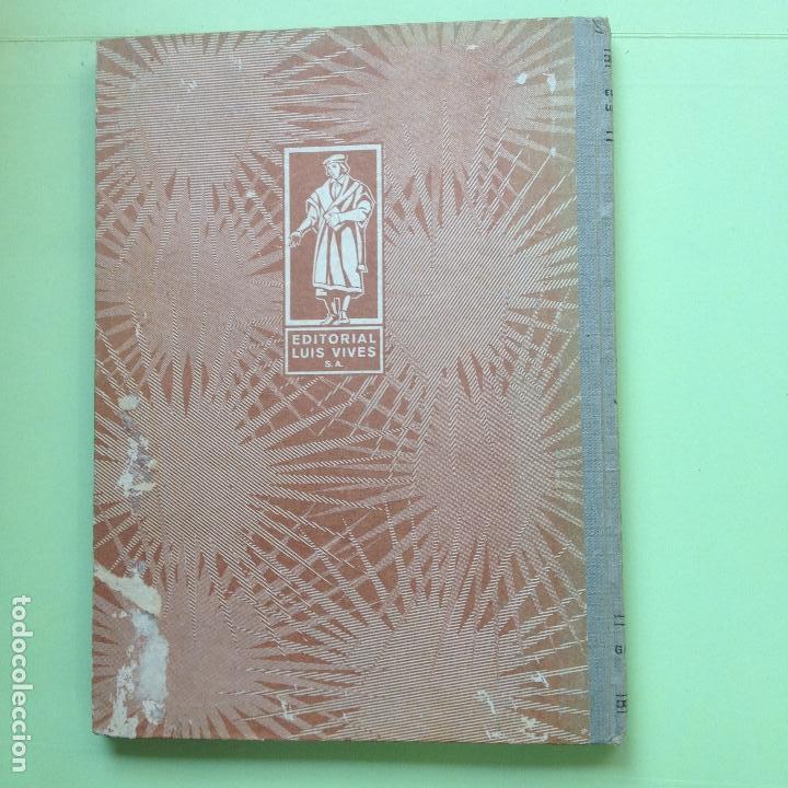 Libros de segunda mano: CIENCIAS FÍSICONATURALES - SEGUNDO GRADO - EDIT. LUIS VIVES - PERÍODO DE PERFECCIONAMIENTO - 1962 - Foto 7 - 90406889