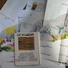 Libros de segunda mano: CUADERNOS GEOLOGÍA IBÉRICA. 80 Nº 6. (SISTEMA CENTRAL; AYLLÓN-ATIENZA; ALCOLEA DEL PINAR-MOLINA DE A. Lote 90527405