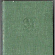 Libros de segunda mano: FABRE : RECUERDOS ENTOMOLÓGICOS 1ª SERIE (EMECÉ, 1946) INSTINTO Y COSTUMBRES DE LOS INSECTOS. Lote 90593800