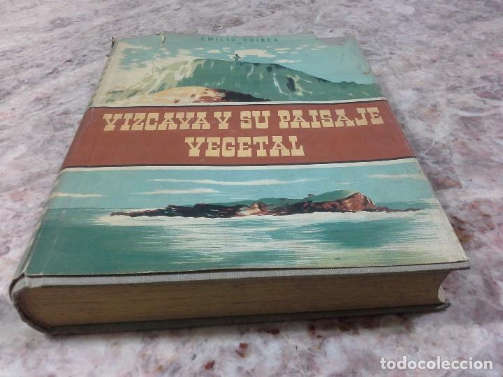 Libros de segunda mano: Vizcaya su paisaje vegetal .1949 - Foto 2 - 90902345