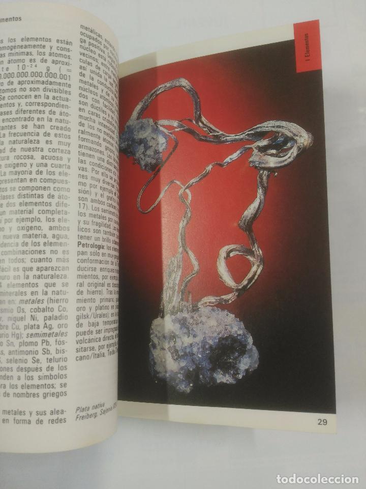 Libros de segunda mano: MINERALES. GUIAS DE LA NATURALEZA BLUME. 1994. OLAF MEDENBACH. CORNELIA SUSSIECK. TDK178 - Foto 2 - 91143405
