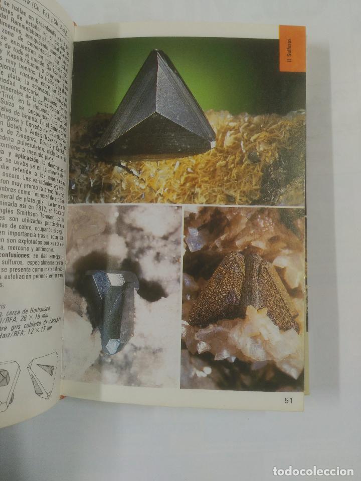 Libros de segunda mano: MINERALES. GUIAS DE LA NATURALEZA BLUME. 1994. OLAF MEDENBACH. CORNELIA SUSSIECK. TDK178 - Foto 3 - 91143405