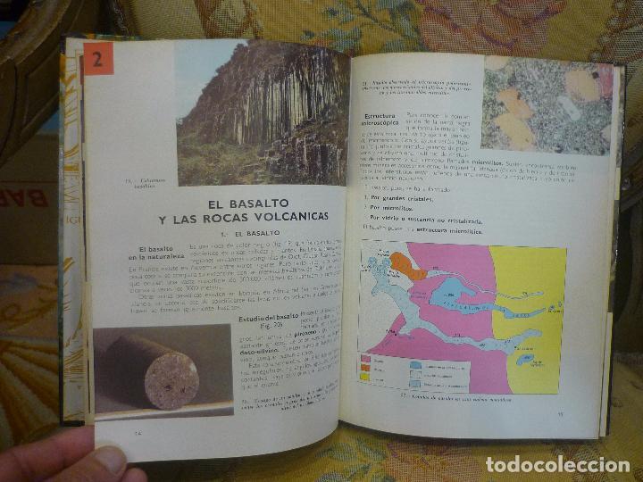 Libros de segunda mano: GEOLOGÍA, DE AIMÉ RUDEL. MONTANER Y SIMÓN, 1ª EDICIÓN 1.966. MUY ILUSTRADO. - Foto 6 - 91302465