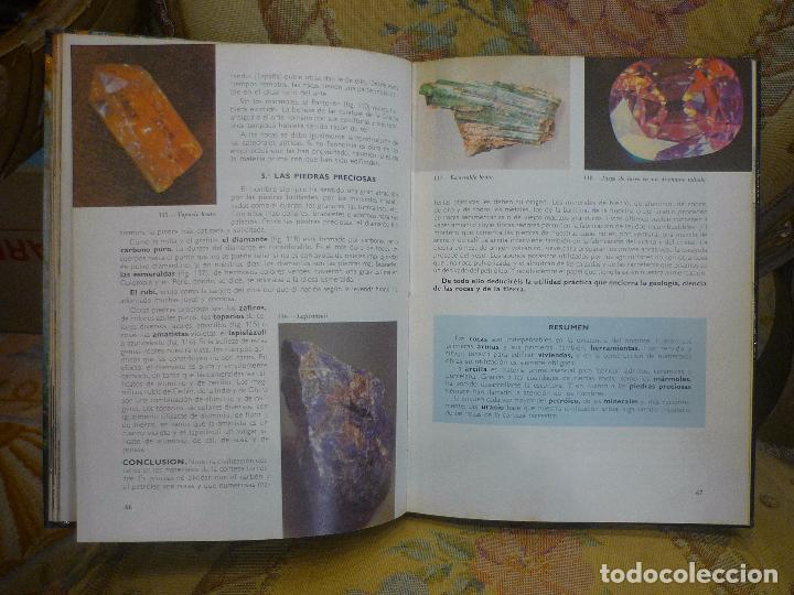 Libros de segunda mano: GEOLOGÍA, DE AIMÉ RUDEL. MONTANER Y SIMÓN, 1ª EDICIÓN 1.966. MUY ILUSTRADO. - Foto 7 - 91302465