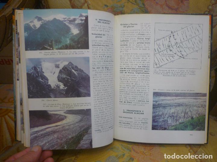 Libros de segunda mano: GEOLOGÍA, DE AIMÉ RUDEL. MONTANER Y SIMÓN, 1ª EDICIÓN 1.966. MUY ILUSTRADO. - Foto 8 - 91302465