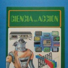 Libros de segunda mano de Ciencias: CIENCIA EN ACCION. CAJA DE AHORROS DE CATALUÑA. Lote 91750305