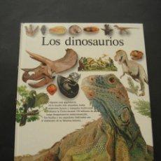 Libros de segunda mano: LOS DINOSAURIOS - CIRCULO DE LECTORES - ENCICLOPEDIA VISUAL -PRECINTADO - PALEONTOLOGIA -FÓSILES. Lote 92389855