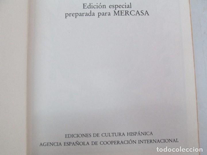 Libros de segunda mano: MARTINEZ COMPAÑON TRUJILLO DEL PERU. TOMO IV Y V. LAMINAS DE PLANTAS. EDICION ESPECIAL PARA MERCASA - Foto 7 - 93346125