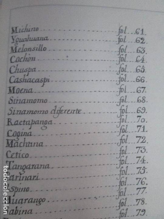 Libros de segunda mano: MARTINEZ COMPAÑON TRUJILLO DEL PERU. TOMO IV Y V. LAMINAS DE PLANTAS. EDICION ESPECIAL PARA MERCASA - Foto 45 - 93346125