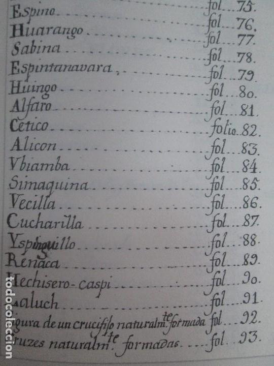 Libros de segunda mano: MARTINEZ COMPAÑON TRUJILLO DEL PERU. TOMO IV Y V. LAMINAS DE PLANTAS. EDICION ESPECIAL PARA MERCASA - Foto 46 - 93346125