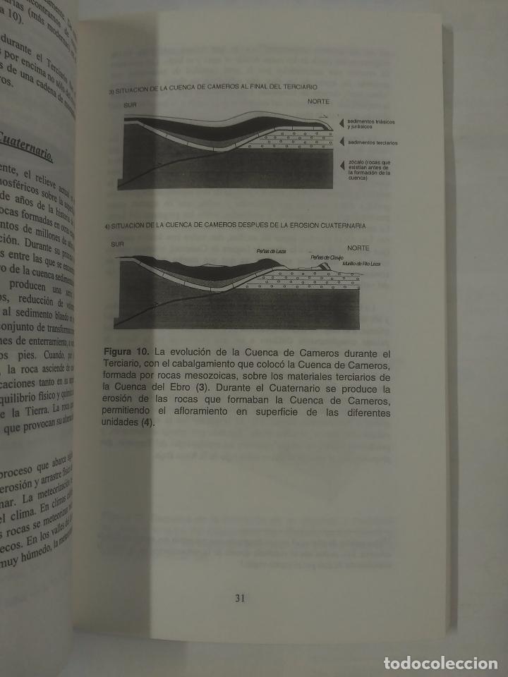 Libros de segunda mano: GUÍA GEOLÓGICA DE LOS VALLES DEL LEZA Y JUBERA. VARIOS AUTORES. TDK177 - Foto 2 - 94001580