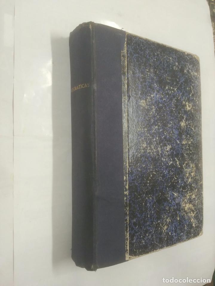 Libros de segunda mano de Ciencias: AMPLIACIÓN DE MATEMÁTICAS PARA TÉCNICOS. J.A. MARIN TEJERIZO. MADRID 1960. TDK312 - Foto 6 - 94166145