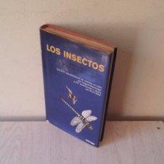 Libros de segunda mano: WALTER FORSTER - LOS INSECTOS, MANUAL PRACTICO PARA LOS AFICIONADOS Y COLECCIONISTAS - OMEGA 1977. Lote 94385658