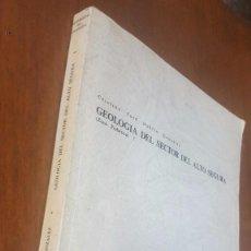 Libros de segunda mano: GEOLOGIA DEL SECTOR DEL ALTO SEGURA ZNA PREBETICA 1.TESIS DOCTORALES DE LA UNIVERSIDAD DE GRANADA 28. Lote 94753487