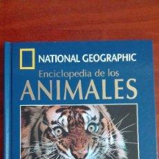 Libros de segunda mano: NATIONAL GEOGRAPHIC MAMÍFEROS LIBRO Y DVD. Lote 95406019