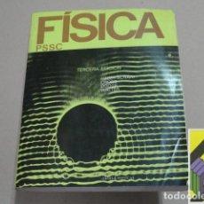 Libros de segunda mano de Ciencias: HABER-SCHAIM/ CROSS/ DODGE/ WALTER:FÍSICA PSSC. TERCERA EDICIÓN (TRAD:J.AGUILAR PERIS). Lote 95591763