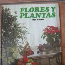 Libros de segunda mano: FLORES Y PLANTAS VIOLET STEVENSON EDITORIAL HMB 1978. Lote 95755135