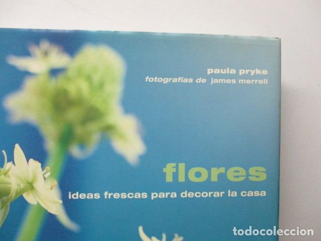 Libros de segunda mano: flores ideas frescas para decorar la casa, Paula Pryke - 2000 - Ed- RBA - Foto 13 - 263100095